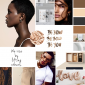 BRWN Stock Imagery Brand Mood Board