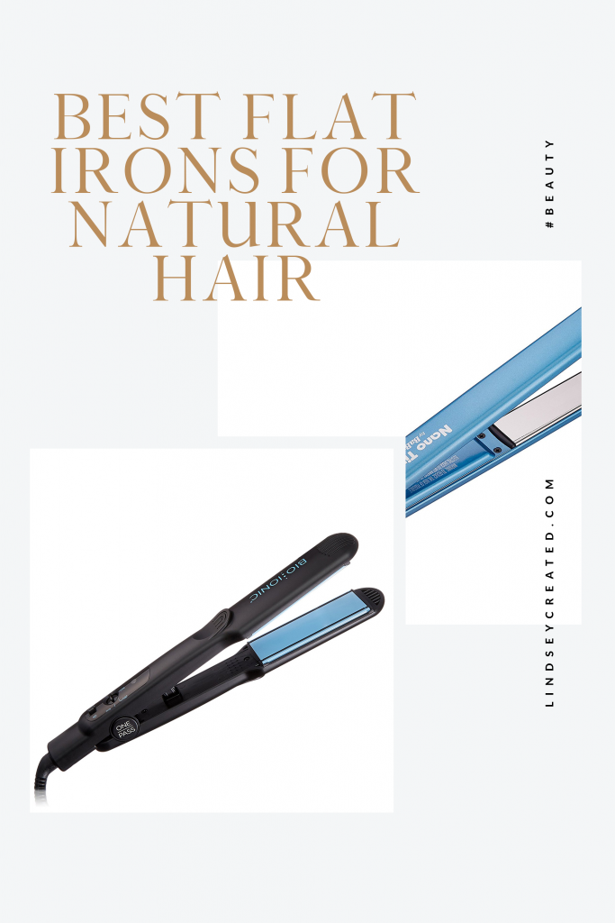 Best Flat Irons for Natural Hair