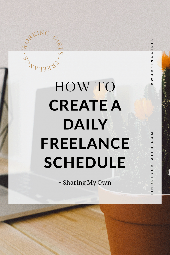How To Create A Daily Freelance Schedule