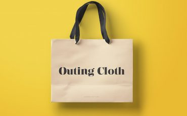 #LINDSEYCREATED: Outing Cloth Brand Identity