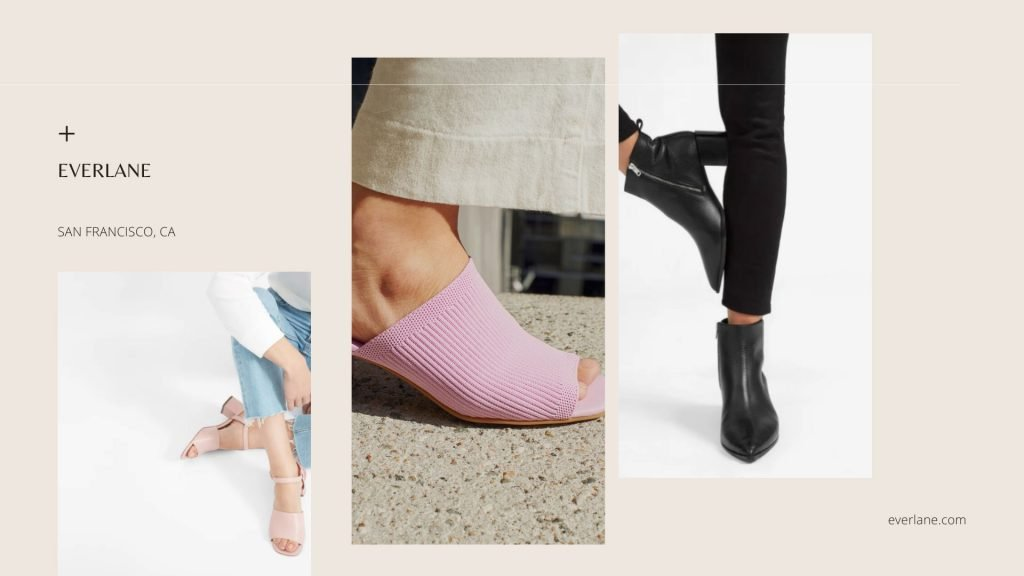 Everlane | 5 Ethical Shoe Brands to Try On