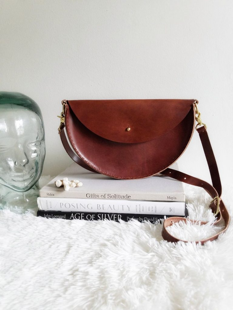 Sustainable Crossbody Purse | Constance