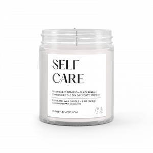 Self Care Candle (Classic) | Lindsey Created